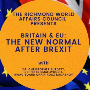 July 2020: Online Q&A | Britain & EU: The 'new normal' after Brexit