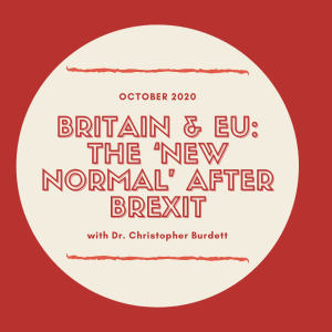 Britain & EU: The 'new normal' after Brexit