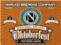 Ninkasi - Oktoberfest
