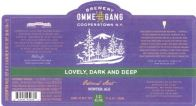Ommegang - Lovely Dark Deep