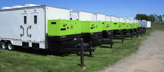 Laundry Trailers Washer And Dryer Trailers For Sale