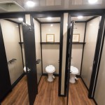 PORTABLE RESTROOM TRAILERS STAR TECH 1
