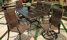 Three Gorgeous Outdoor Furniture Collections Mix-and