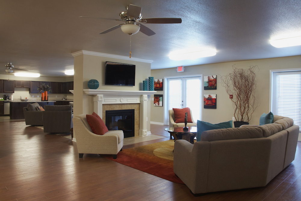The Villas of Country Club Home property management The