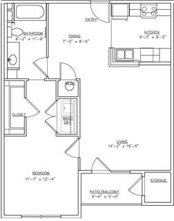 Villas of North Little Rock property management, Villas of
