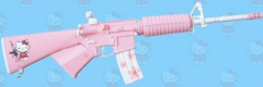 Pink AR15