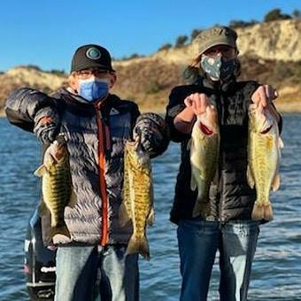 Southern California Bass Fishing Guide's Report 12/30/2020