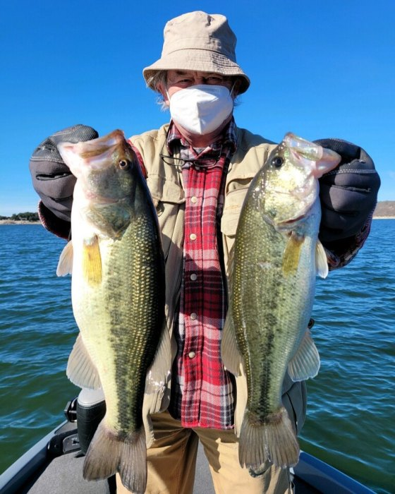 Southern California Saltwater Fishing Guide's Report 01/12/2021
