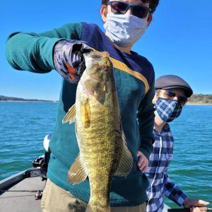 Southern California Bass Fishing Guide's Report 02/06/2021