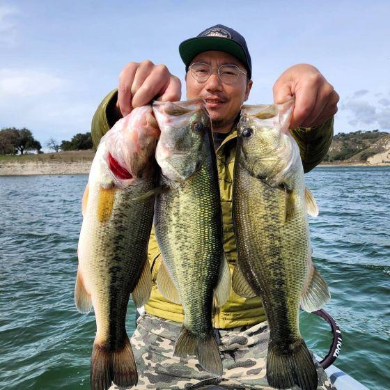 Southern California Bass Fishing Guide's Report 02/16/2021