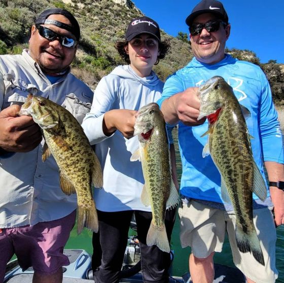 Southern California Bass Fishing Guide's Report 03/29/2021