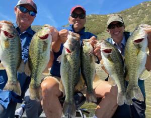 Southern California Bass Fishing Guide's Report 04/06/2021