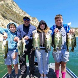 Southern California Bass Fishing Guide's Report 05/08/2021