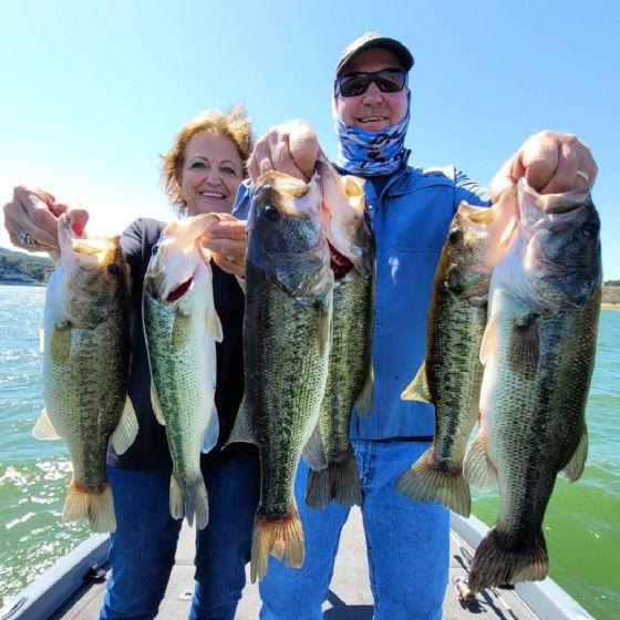 Southern California Bass Fishing Guide's Report 05/15/2021
