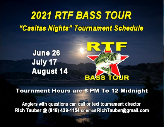 RTF 2021 Night Bas Tour