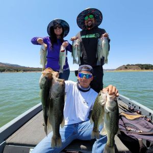 Southern California Bass Fishing Guide's Report 07/21/2021