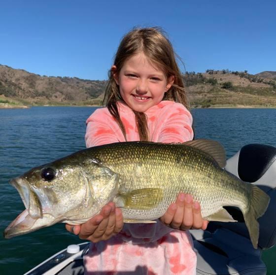 Southern California Bass Fishing Guide's Report 08/11/2021