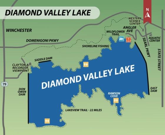 Diamond Valley Lake Details