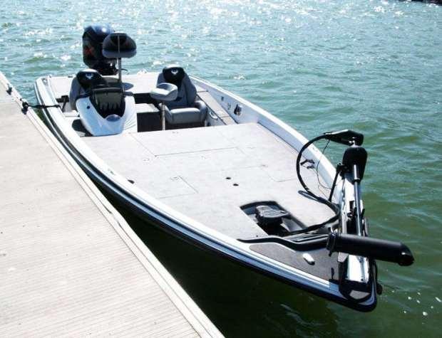 RTF Bass Boat