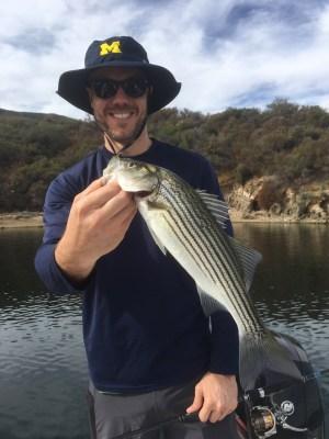 Pyramid Lake Fishing Guide 11/04//2018