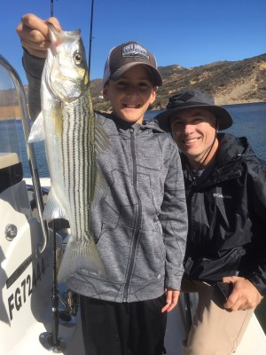 Pyramid Lake Fishing Guide 11/15//2018