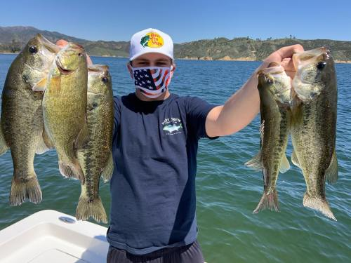 Southern California Bass Fishing Guide's Report 04/23/2020