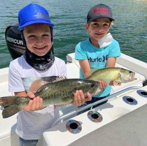 Southern California Bass Fishing Guide's Report 05/07/2020