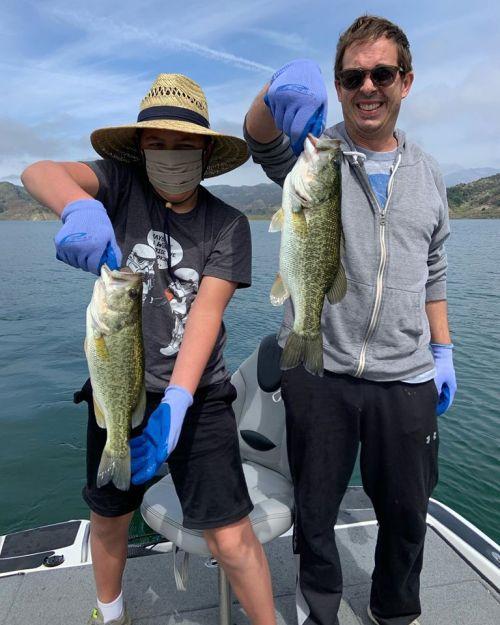 Southern California Bass Fishing Guide's Report 06/25/2020