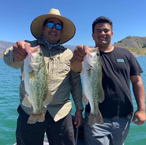 Southern California Bass Fishing Guide's Report 07/18/2020 1