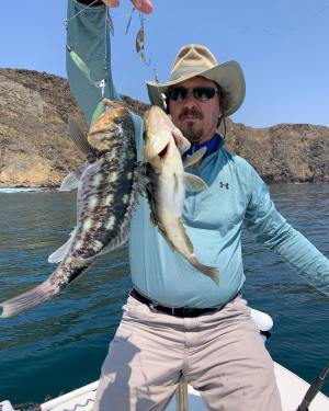 Southern California Fishing Guide's Report 08/20/2020