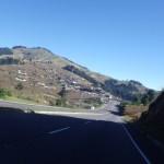 El camino a Xela