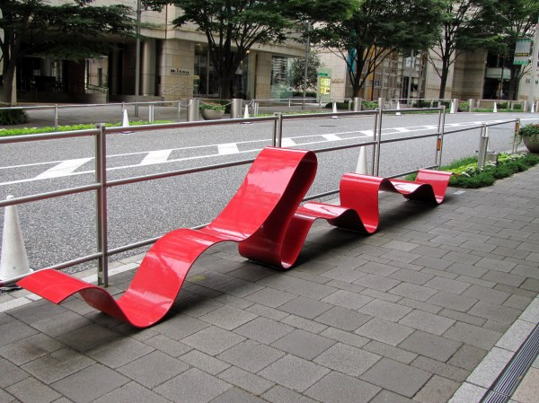 Cool Public Benches