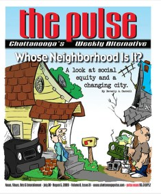 Rick Baldwin's Pulse Cover 2009-07-30