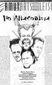 Metallica illustration