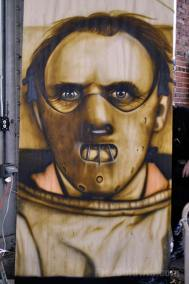Hannibal mural