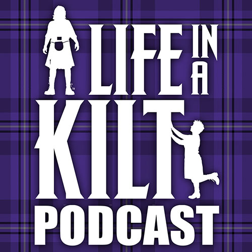 Life In A Kilt Podcast Logo