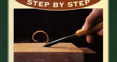 Book, Step by Step - Carving Tools