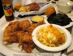 Mary Mac's Dinner