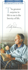 Billy Graham the Brevity of Life