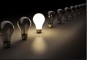 Light bulbs - Tiny - Rick Coplin