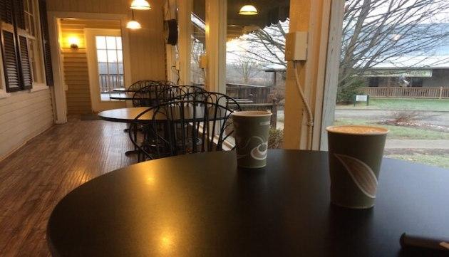 River Road Coffee House - Rick Coplin