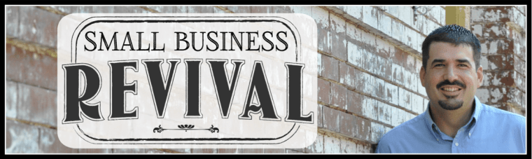 Small Business Revival Podcast with Brian Mininger