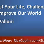 How to Impact Your Life, Challenge Clients, and Improve Our World