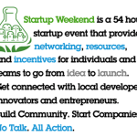Are You Ready? Startup Weekend Columbus is April 23rd-25th