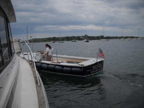 Dutch Harbor Launch