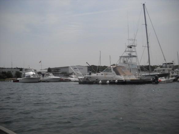Kingman Yacht Center.