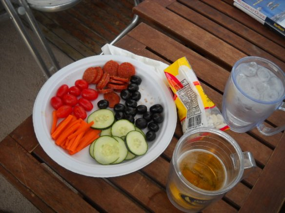 Healthy stuff.