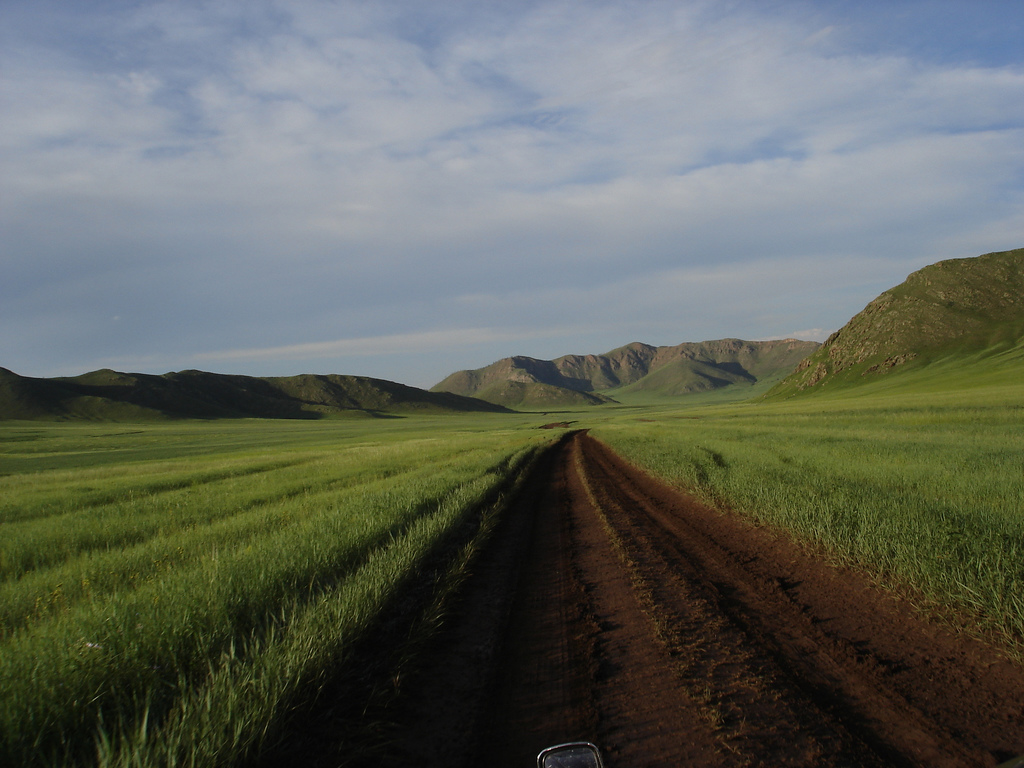 12 Beautiful Mongolian Landscape Photographs