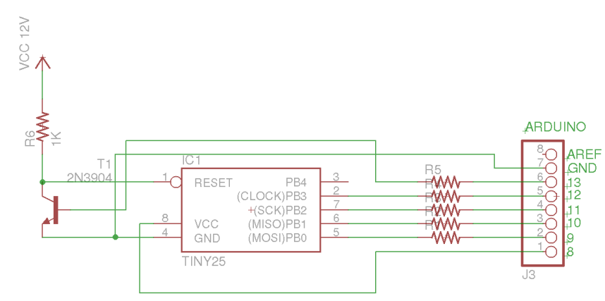 Paul Willoughby's HVP Circuit