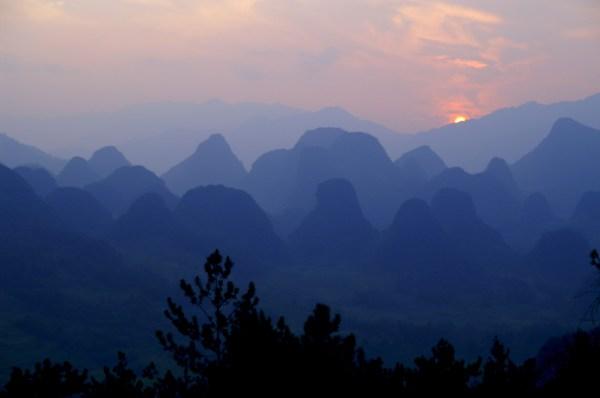 beautiful chinese landscape